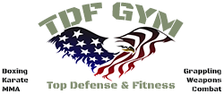 Top Defense & Fitness – Boxing and MMA